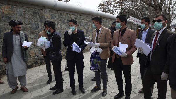 Активисты гражданского общества осведомляют о новом коронавирусе в Кабуле - Sputnik Тоҷикистон