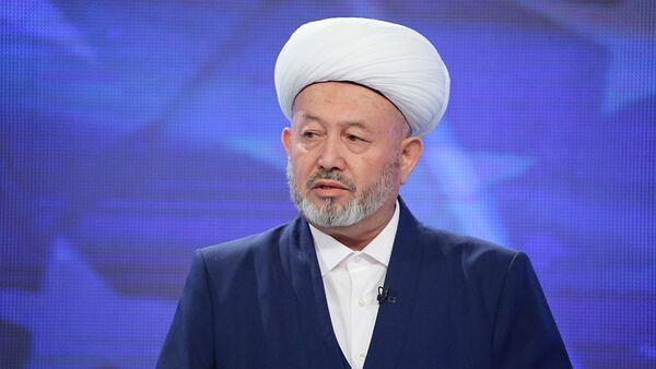 Усмонхон Алимов - Председатель управления мусульман Узбекистана, муфтий - Sputnik Тоҷикистон