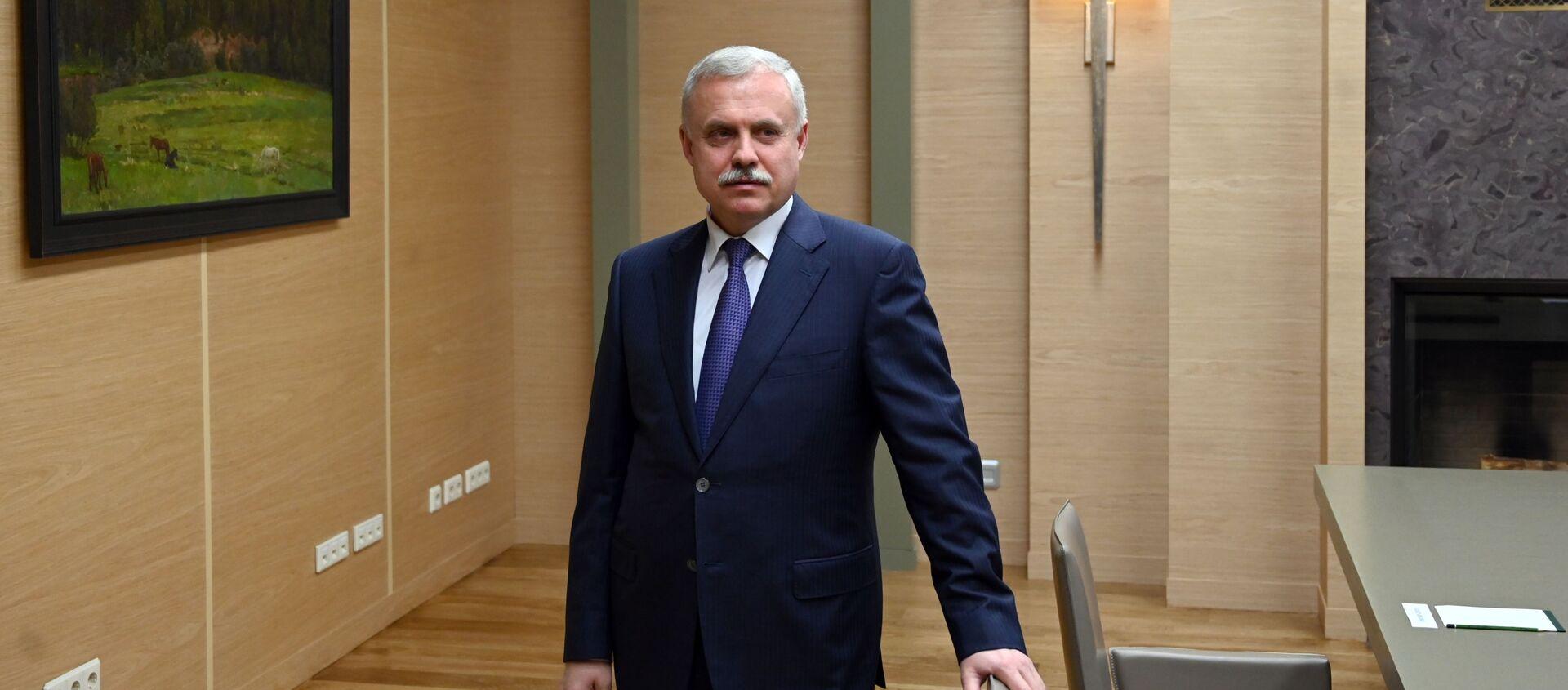Генеральный секретарь Организации Договора о коллективной безопасности (ОДКБ) Станислав Зась - Sputnik Таджикистан, 1920, 16.02.2021