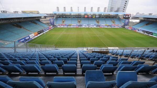 Пустой стадион, архивное фото - Sputnik Таджикистан