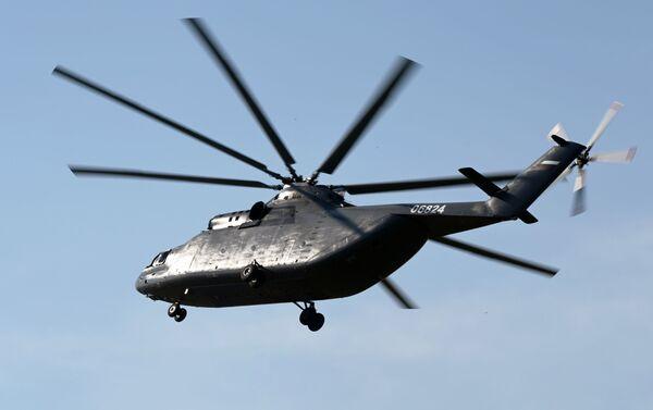 Полеты вертолетов на заводе Роствертол холдинга Вертолеты России - Sputnik Таджикистан
