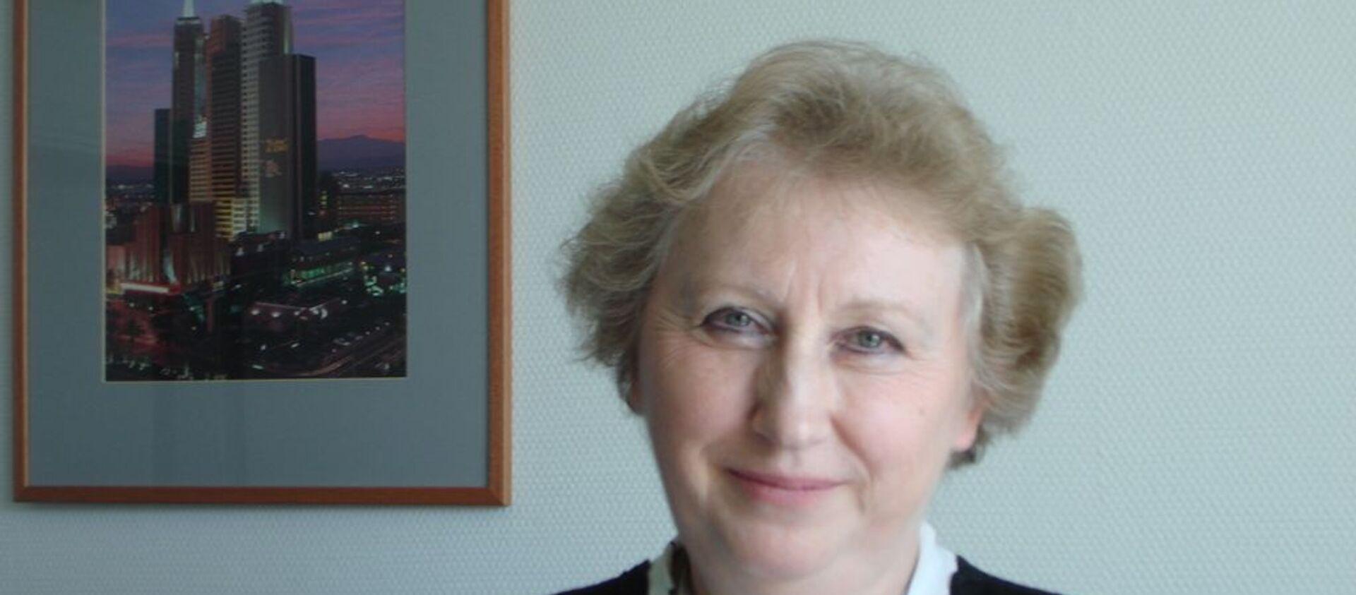 Вице-президент фонда Миграция XXI век Наталья Власова - Sputnik Таджикистан, 1920, 18.01.2021