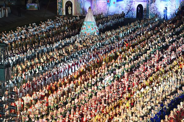 Празднование Навруза в Худжанде - Sputnik Таджикистан