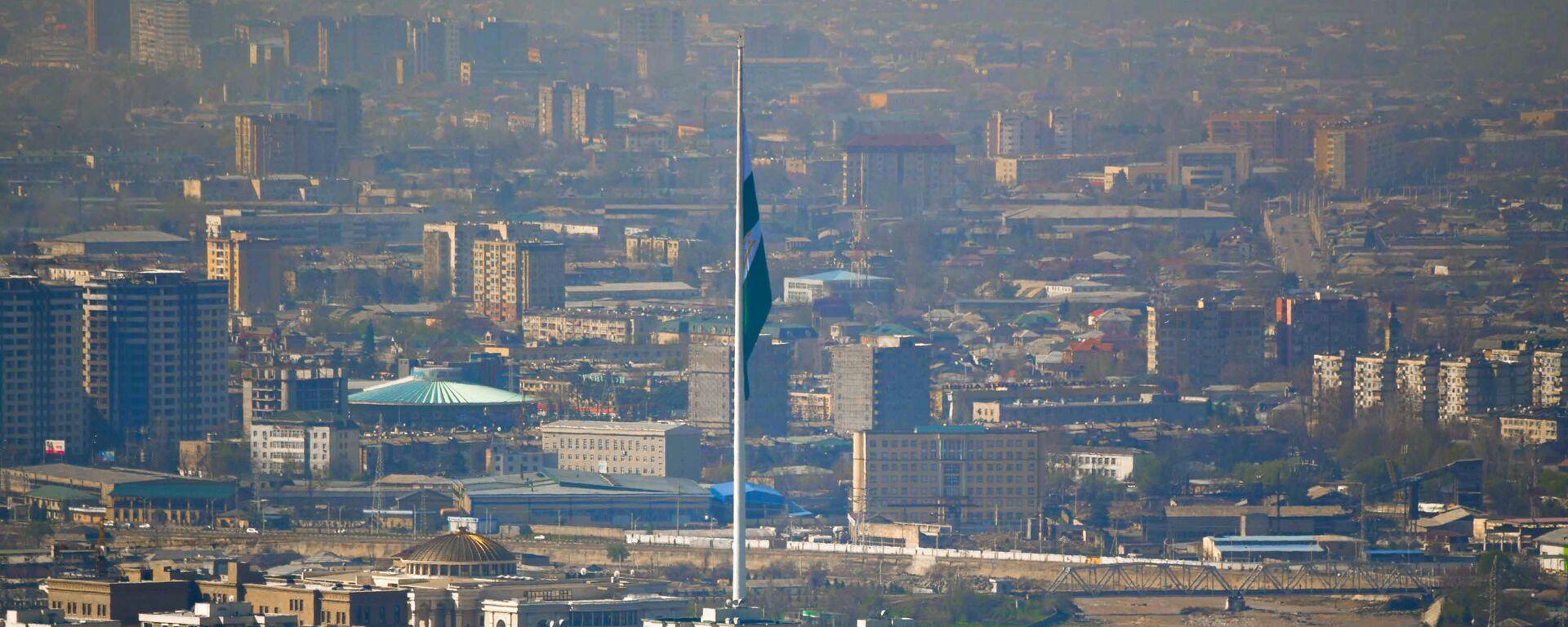 Город Душанбе, архивное фото - Sputnik Тоҷикистон, 1920, 28.08.2021