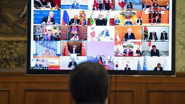 Саммит G20 - Sputnik Таджикистан