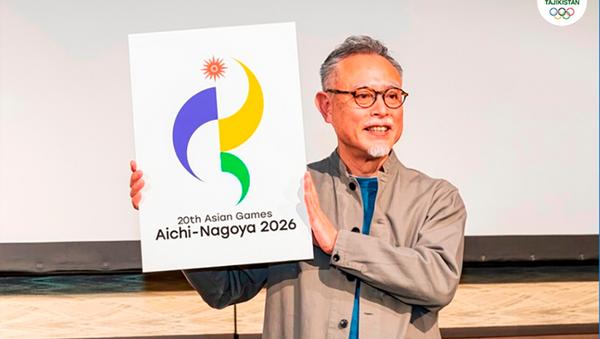 Официальный символ Азиатских игр 2026 - Sputnik Тоҷикистон