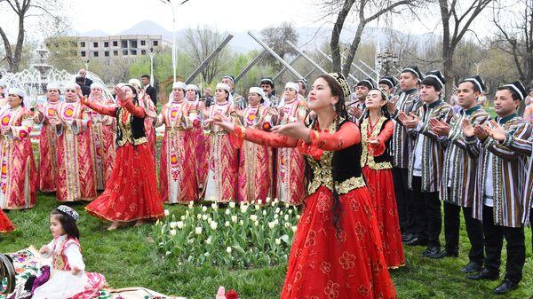 Праздник в Согдийской области - Sputnik Таджикистан