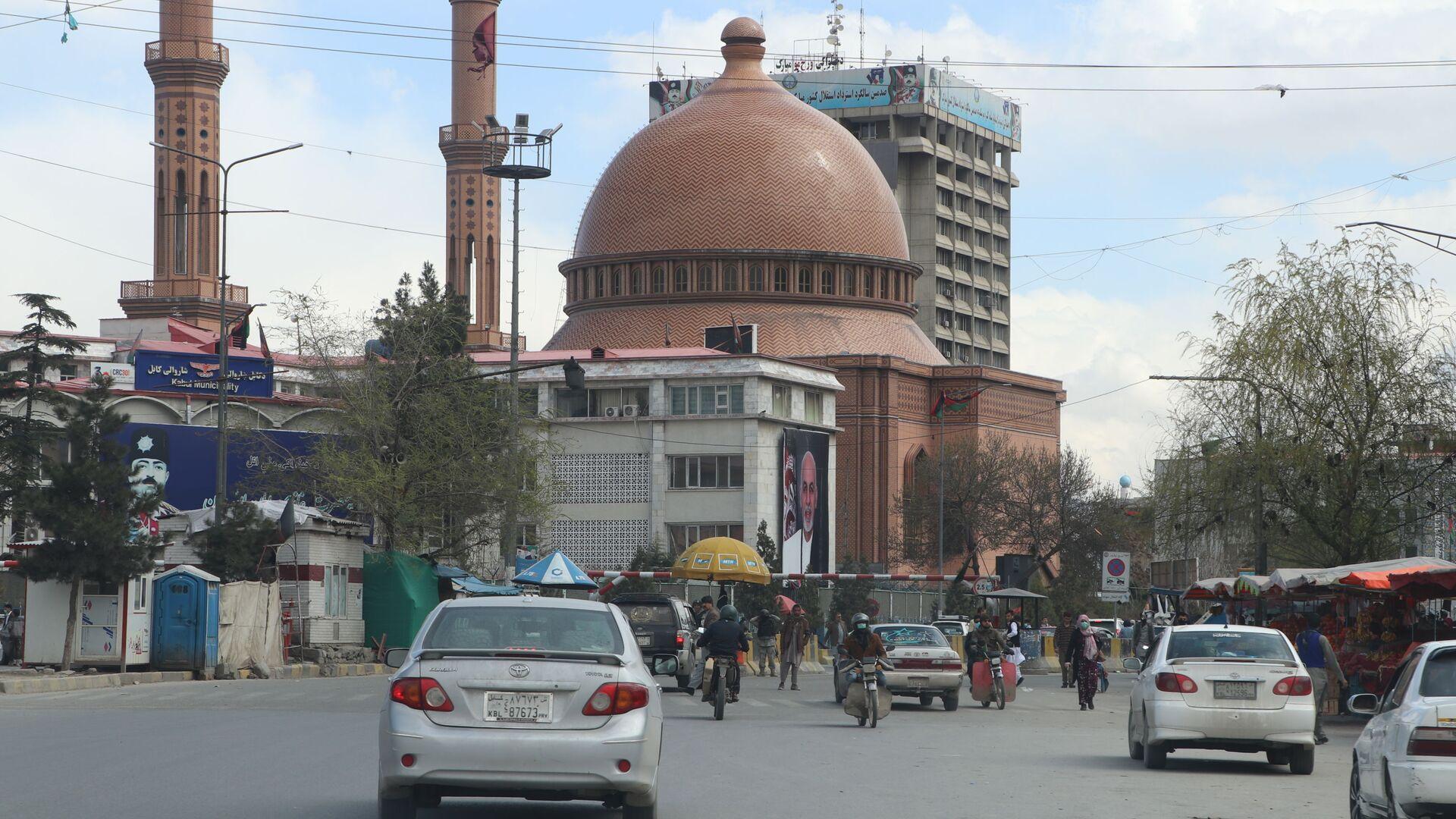 Кабул во время карантина - Sputnik Таджикистан, 1920, 15.08.2021