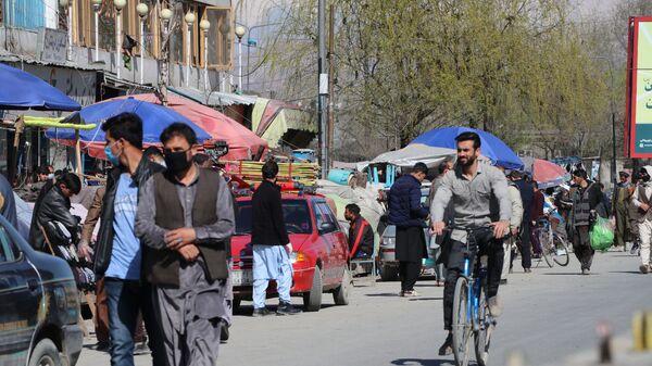 Кабул во время карантина - Sputnik Таджикистан