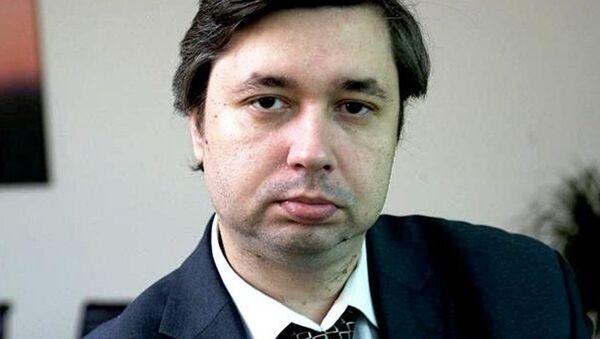Дмитрий Голубовский - Sputnik Таджикистан