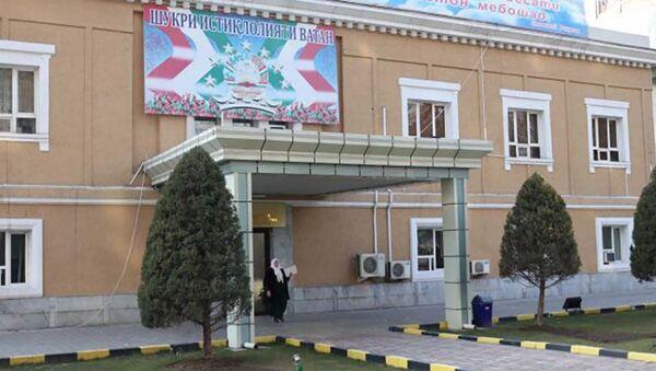 Министерство здравоохранения республики Таджикистан. Архивное фото - Sputnik Тоҷикистон