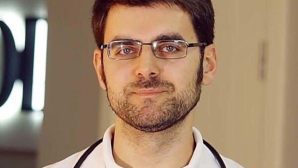 Викулов Георгий - Sputnik Таджикистан