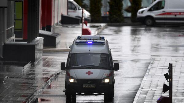 Автомобиль скорой помощи - Sputnik Таджикистан