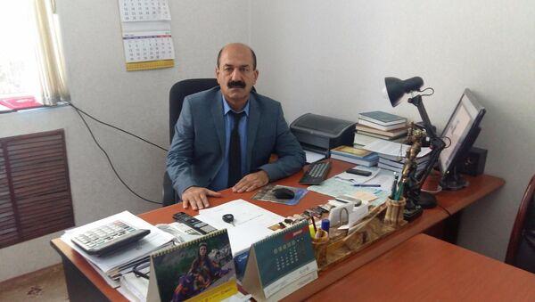 Саидислом Абдуджаборзода, прокурор судебного надзора Генпрокуратура РТ - Sputnik Тоҷикистон