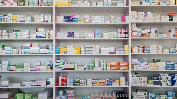 Лекарства в аптеке Душанбе - Sputnik Таджикистан