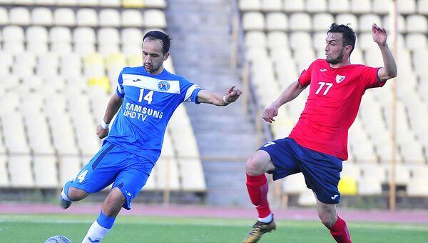 Матч третьего тура чемпионата Таджикистана 2020 между Куктошем и Худжандом - Sputnik Таджикистан