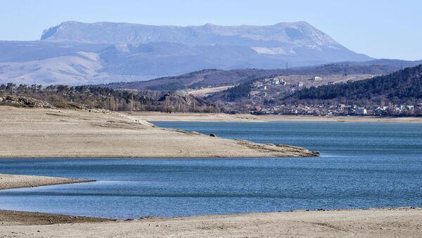 Водохранилище  - Sputnik Таджикистан