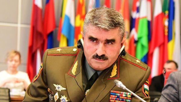 Генерал – майор Саёрабек Бачабекзода - Sputnik Тоҷикистон