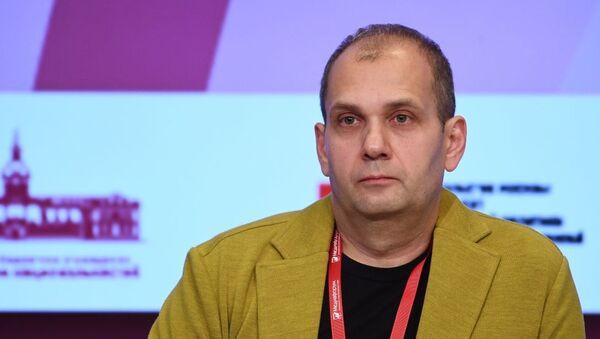 Сергей Лапенков - Sputnik Таджикистан