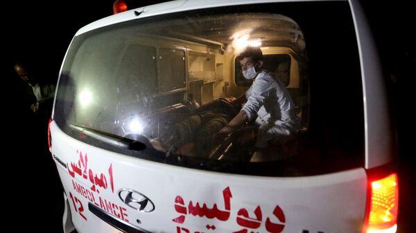 Скорая помощь в Кабуле, архивное фото - Sputnik Таджикистан