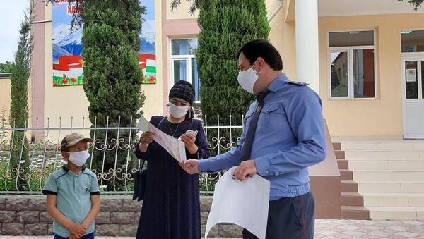 Деятельность МВД в борьбе с коронавирусом в Таджикистане - Sputnik Тоҷикистон