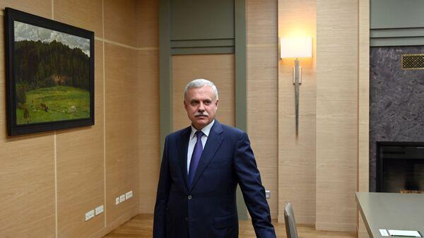 Генеральный секретарь Организации Договора о коллективной безопасности (ОДКБ) Станислав Зась - Sputnik Тоҷикистон