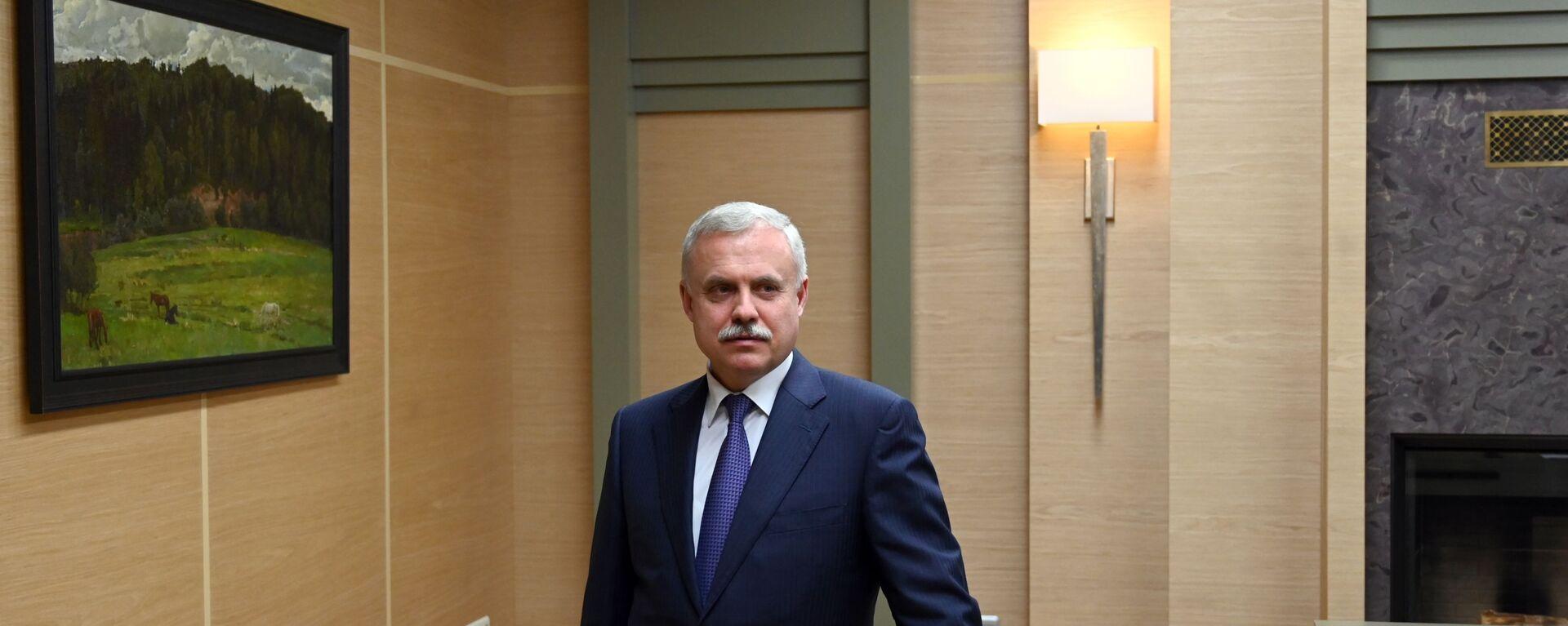 Генеральный секретарь Организации Договора о коллективной безопасности (ОДКБ) Станислав Зась - Sputnik Таджикистан, 1920, 02.07.2021
