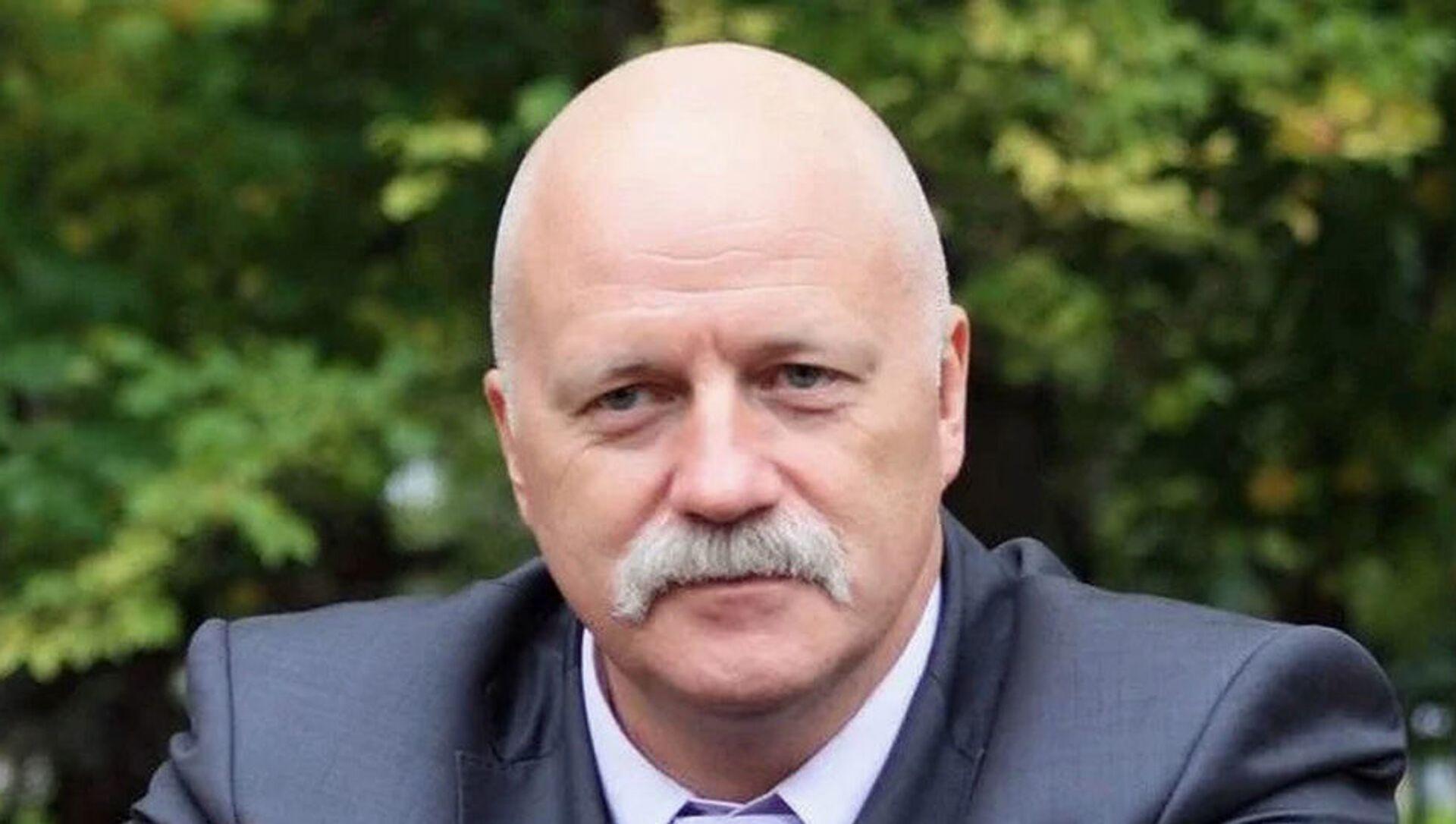 Аналитик группы компаний Финам Алексей Коренев - Sputnik Таджикистан, 1920, 22.03.2021