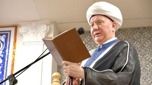 Глава Духовного собрания мусульман России Альбир Крганов  - Sputnik Таджикистан
