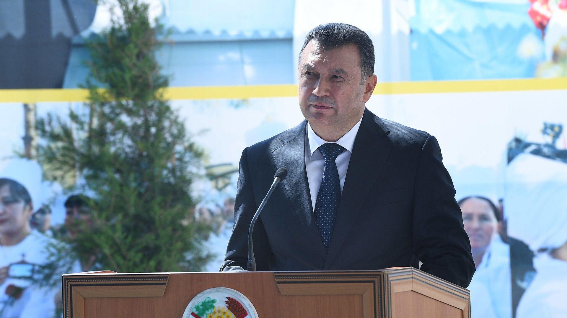 Премьер-министр Таджикистана Кохир Расулзода  - Sputnik Таджикистан, 1920, 06.09.2021