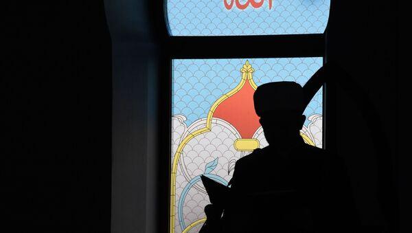 Празднование Ураза-байрама в Чите - Sputnik Таджикистан