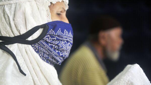 Начало священного для мусульман месяца Рамадан  - Sputnik Таджикистан