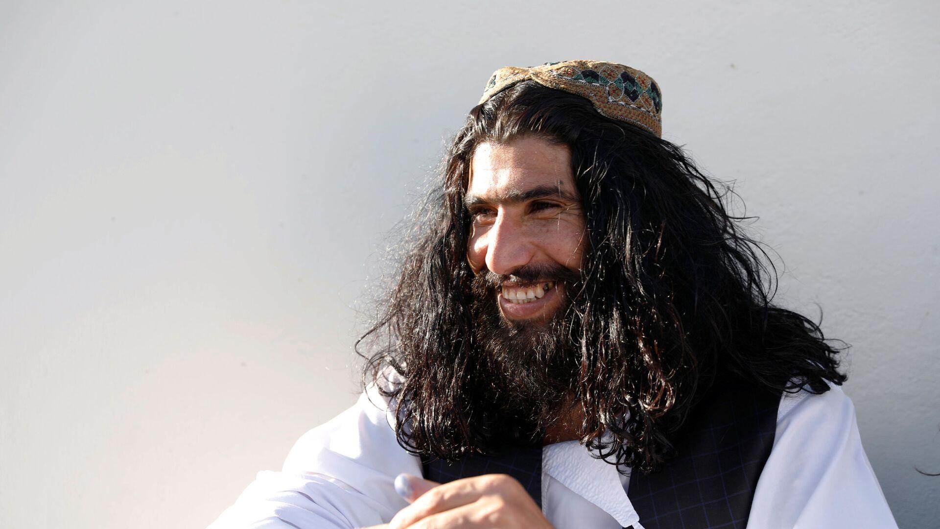 Освобожденный талиб в тюрьме Пули-и-Чархи в Кабуле, Афганистан - Sputnik Таджикистан, 1920, 07.07.2021
