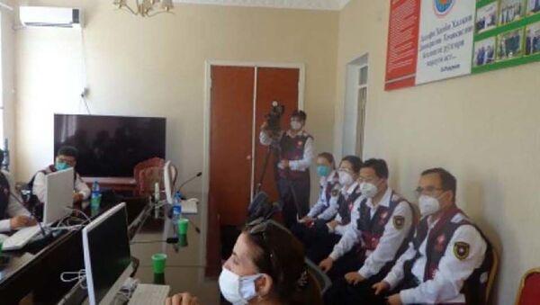 Визит медицинских специалистов народной республики Китай - Sputnik Таджикистан