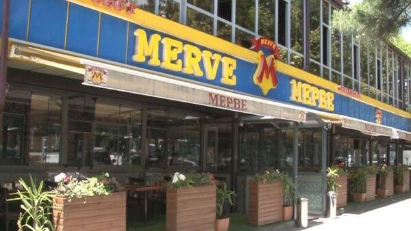 Ресторан Мерве в Душанбе - Sputnik Тоҷикистон