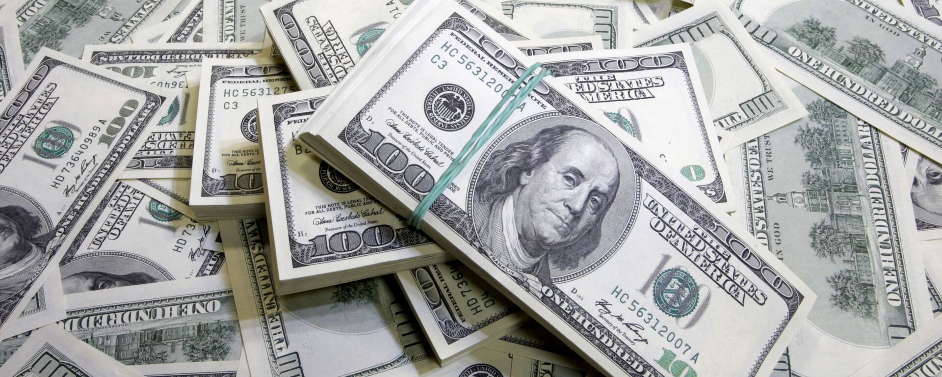 Доллары США - Sputnik Таджикистан, 1920, 18.08.2021
