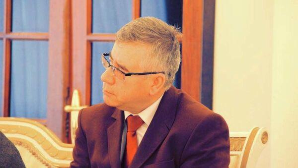Нуриддин Каршибаев, архивное фото - Sputnik Таджикистан