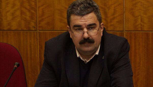 Алексей Леонков военный эксперт - Sputnik Таджикистан