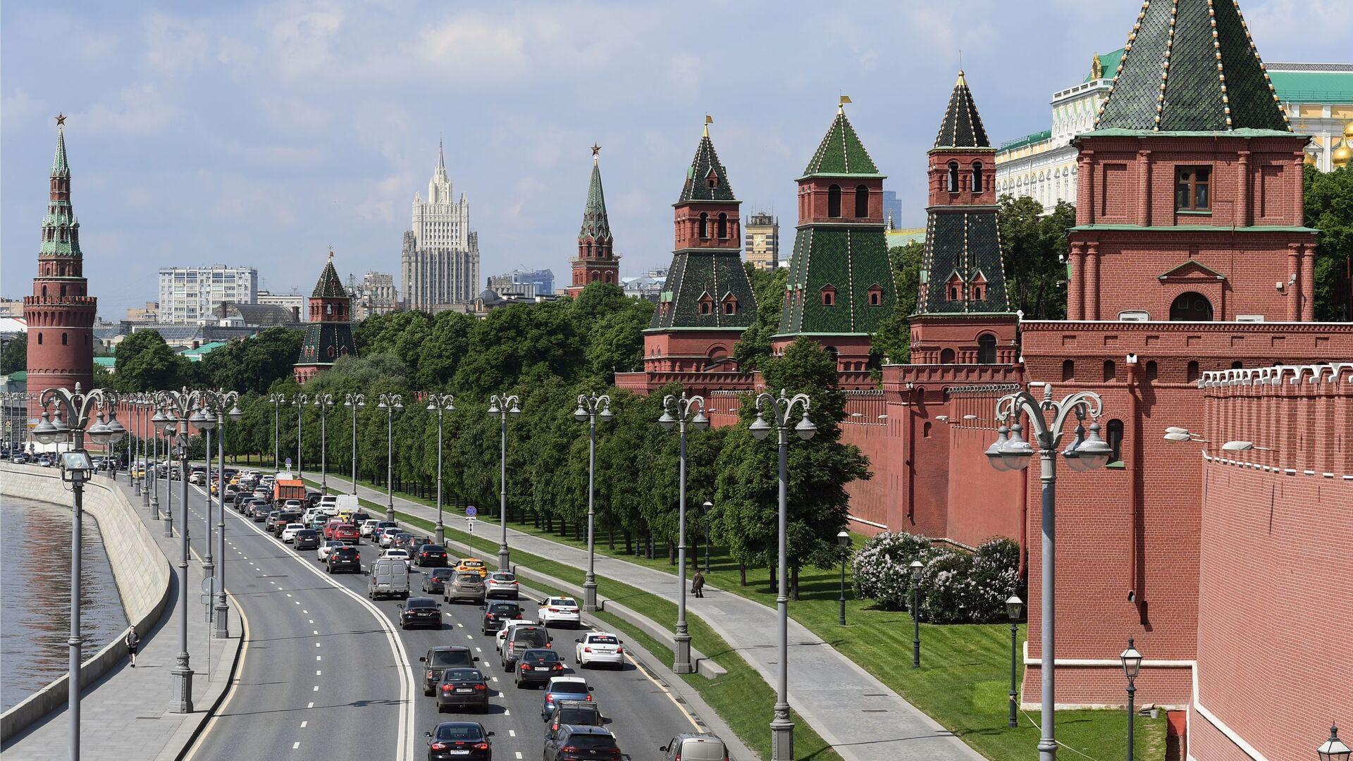 В Москве отменен режим самоизоляции  - Sputnik Тоҷикистон, 1920, 22.04.2021