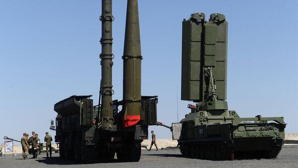 Зенитно-ракетный комплекс С-400 Триумф - Sputnik Таджикистан