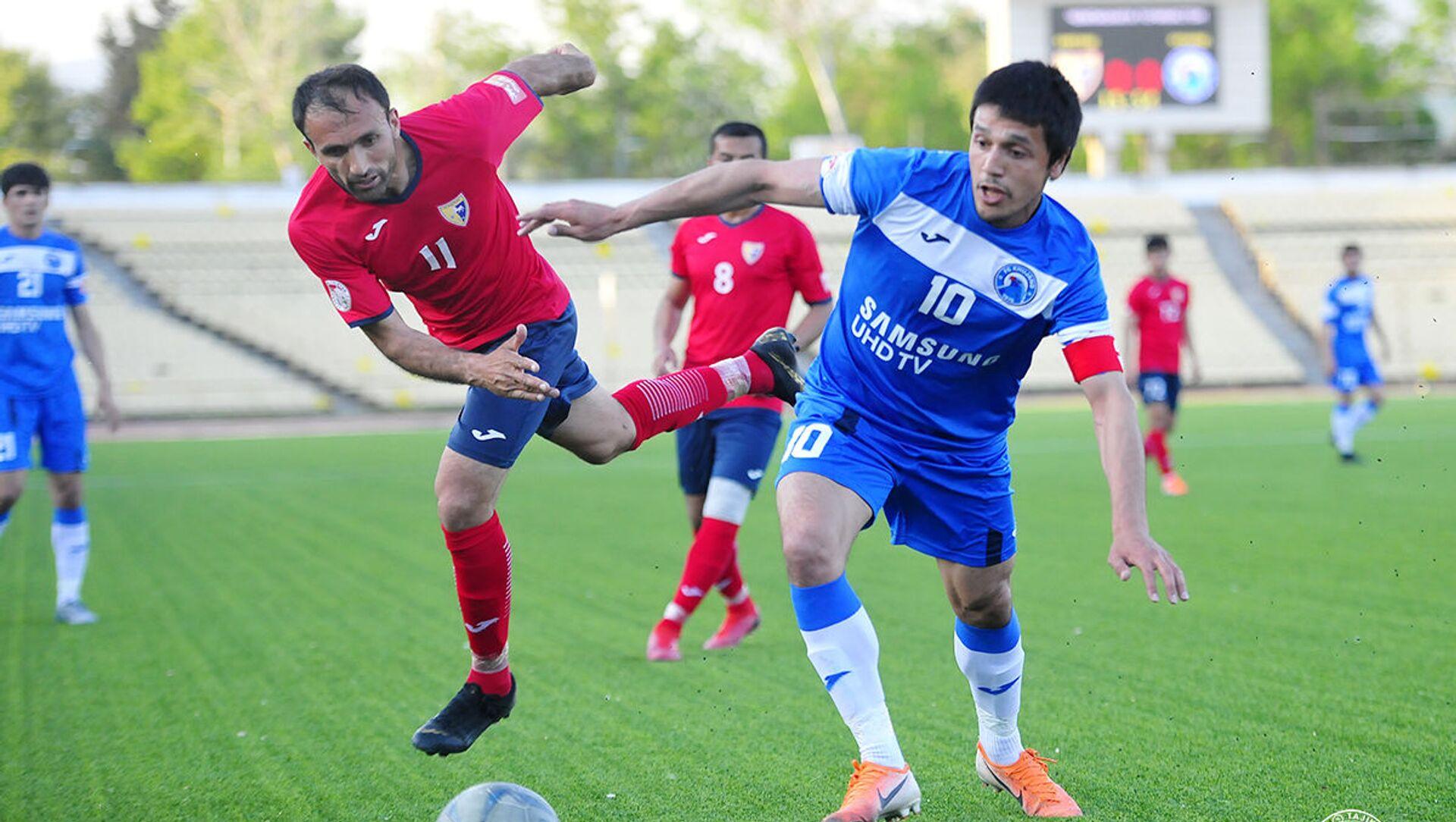 Футбольная лига Таджикистана опубликовала расписание оставшихся матчей первого круга чемпионата страны - Sputnik Таджикистан, 1920, 16.02.2021