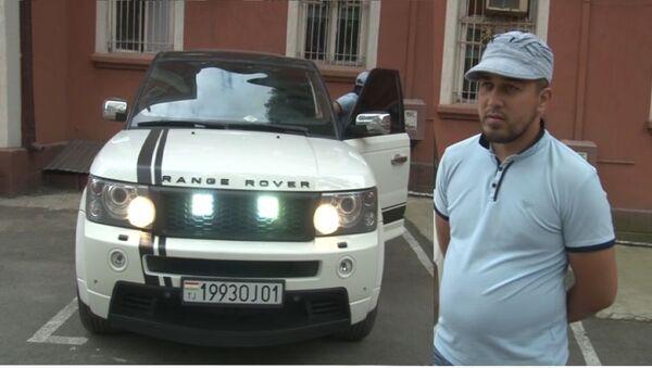 В Душанбе прошел рейд против автоводителей злоупотребляющими проблесковыми маяками и громкими сигналами - Sputnik Тоҷикистон