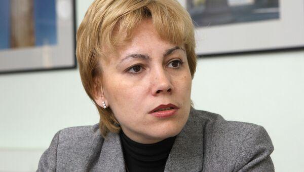Руководитель Ассоциации организации клинических исследований (АОКИ) Светлана Завидова - Sputnik Таджикистан