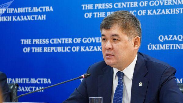 Министр здравоохранения Казахстана - Sputnik Таджикистан