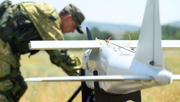 Подготовка к запуску БЛА Орлан-10 - Sputnik Таджикистан