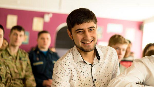 Студент ЮУрГУ из Таджикистана - Sputnik Таджикистан