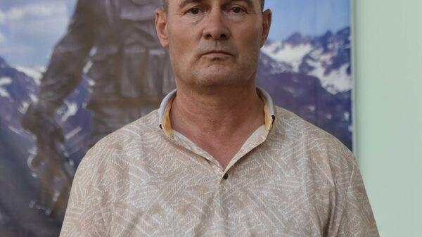 Руководитель общественной организации Инвалиды войны в Афганистане Хикматулло Мирзоев - Sputnik Таджикистан