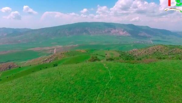 Видео. Природа Таджикистана - Sputnik Тоҷикистон