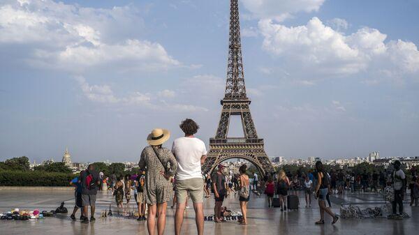 Париж, архивное фото - Sputnik Тоҷикистон