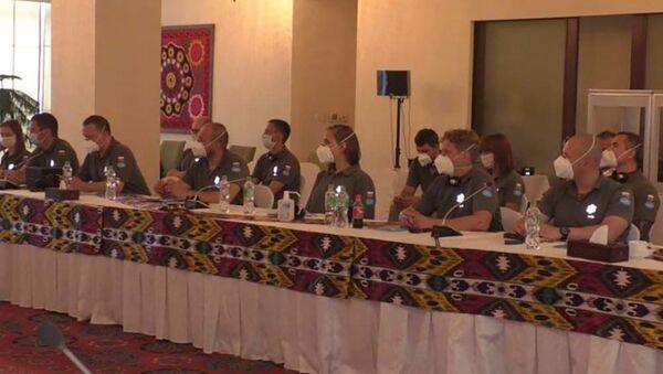 Итоговая конференция, посвященная визиту польских врачей в Таджикистан - Sputnik Таджикистан